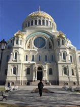 Величие и мощь Морского Никольского собора