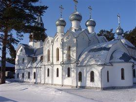 Наш Новосибирск) Храм Николая Чудотворца)