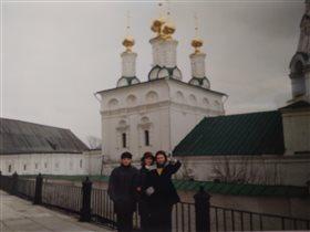 Церковь Богоявления Рязанского Кремля