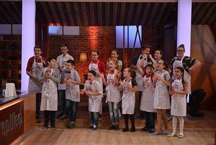 Первое кулинарное шоу на СТС LOVE: о детях, которые готовят лучше взрослых!