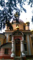Храм Преображения Господня в Переделкине