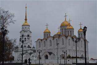 Успенский собор, Владимир. Величество и красота!