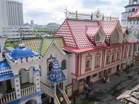В Измайловском Кремле