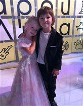 Дети Пугачевой и Галкина: 5 лет близнецам - и хомячки в подарок, видео