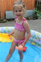 Бассейн и лето - день чудесный!