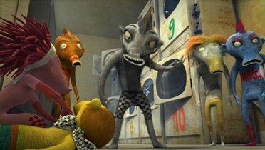 Анимационный фильм «Похитители носков»