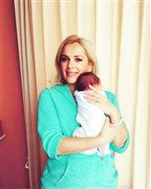 45-летняя актриса Мария Порошина родила пятого ребенка