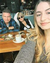 Леонид Агутин и Анжелика Варум: редкое фото с единственной дочерью