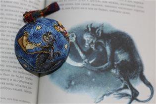 Ночь перед Рождеством - дизайн Марины Хачановой