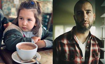 Иван Ургант: редкое фото 3-летней дочери - 'Ваня с бантиком!'