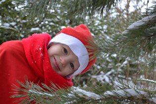 Молодой Мороз!