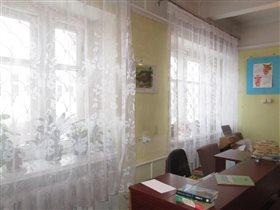 окна в библиотеке