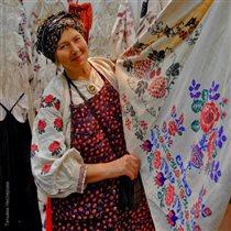 Выставка 'Гранд Текстиль' на Тишинке