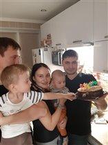 Счастье иметь родных