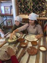За приготовлением сырников в Тарасе Бульбе 5 январ