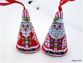 Дед Мороз и Бабка Мороз