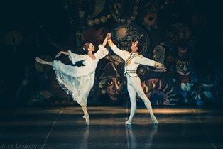 'Лебединое озеро' и 'Щелкунчик' театра классического балета  возвращаются на сцену Кремля