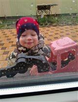 Счастье это гулять под дождем и новый грузовик