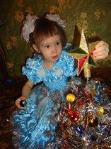 Маленткая ёлочка для маленькой принцессы