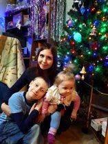 Новый год с любимыми деточками ! :)
