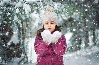 Прекрасное время года-зима!