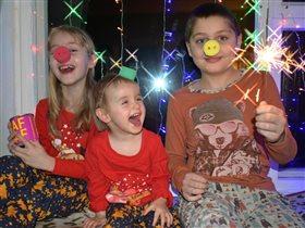 Новогодний 'свинарник')))))