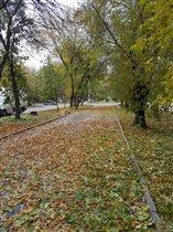 Осеннею порою