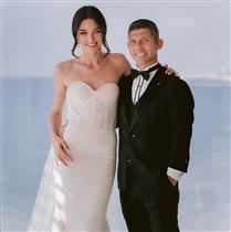 Кирилл Сафонов дочь свадьба
