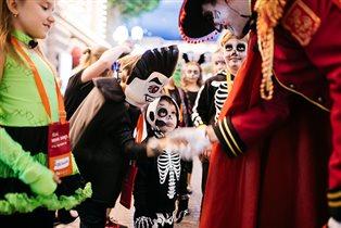 Happy Halloween в «Кидзании» продлится целый месяц