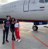 Дмитрий Хворостовский жена дети