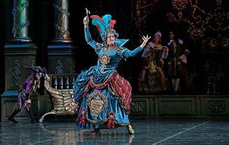 Балет «Спящая красавица» на сцене Театра им. Наталии Сац