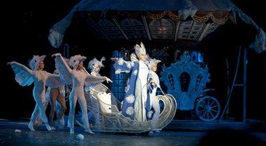 Семейный поход в Театр Наталии Сац