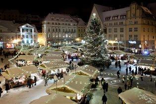 Рождественские каникулы в Эстонии