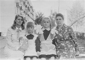 Ирина Муромцева в детстве