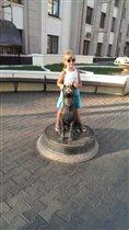 Памятник бездомным животным в Оренбурге