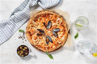 «Империя пиццы» cтала 'Империей' с 200 блюдами в меню