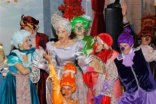 Осенний бал у Крячунят в Московском детском театре марионеток