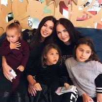 Оксана Самойлова дети мама