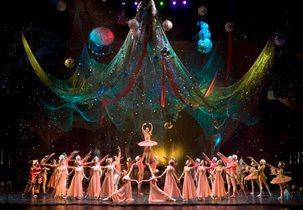 Балет «Щелкунчик» в Театре имени Наталии Сац