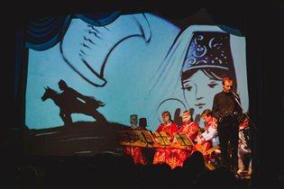 Классическая музыка и сказки для детей: концерты в ноябре
