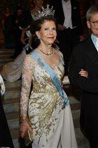 Королева Швеции Сильвия