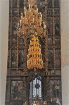 Деревянный иконостас