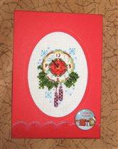НГ2019: открытка от Olechka