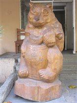 Медведь любит мёд