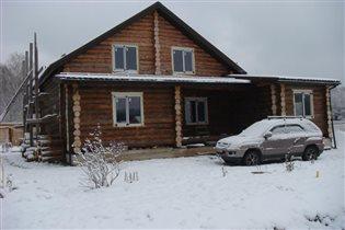 Наш деревянный дворец