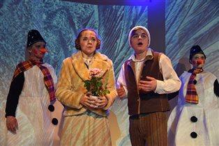 «Андерсен» - первая премьера на Новой сцене Театра МОСТ