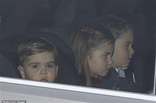 Дети принца Уильяма и Кейт