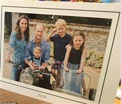 Принц Уильям и Кейт с детьми: на рождественский ланч к королеве.  'Без Меган намного лучше!'