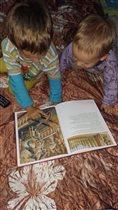 Старший брат-лучший путеводитель в мир книг