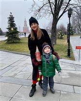 Анна Михайловская сын